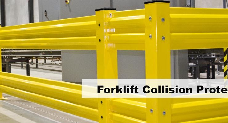 Forklift Collision Protection - National Safety Awareness banner image