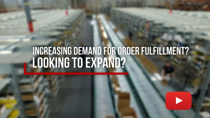 Meet Exploding Demand - Outfit Your Distribution Center With Turnkey Solutions From W.W. Cannon in Dallas TX