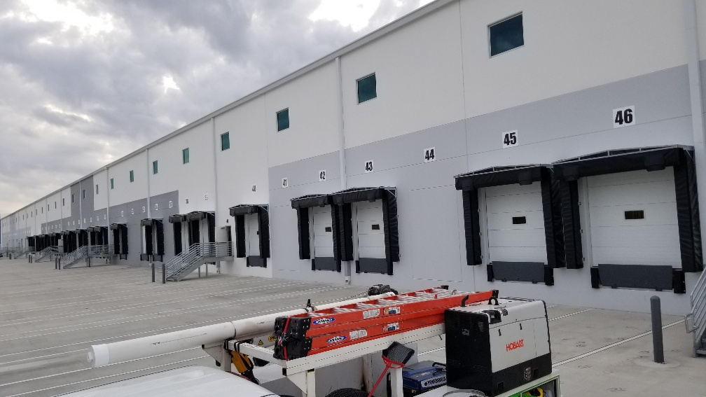 Dock Doors and Seals Project