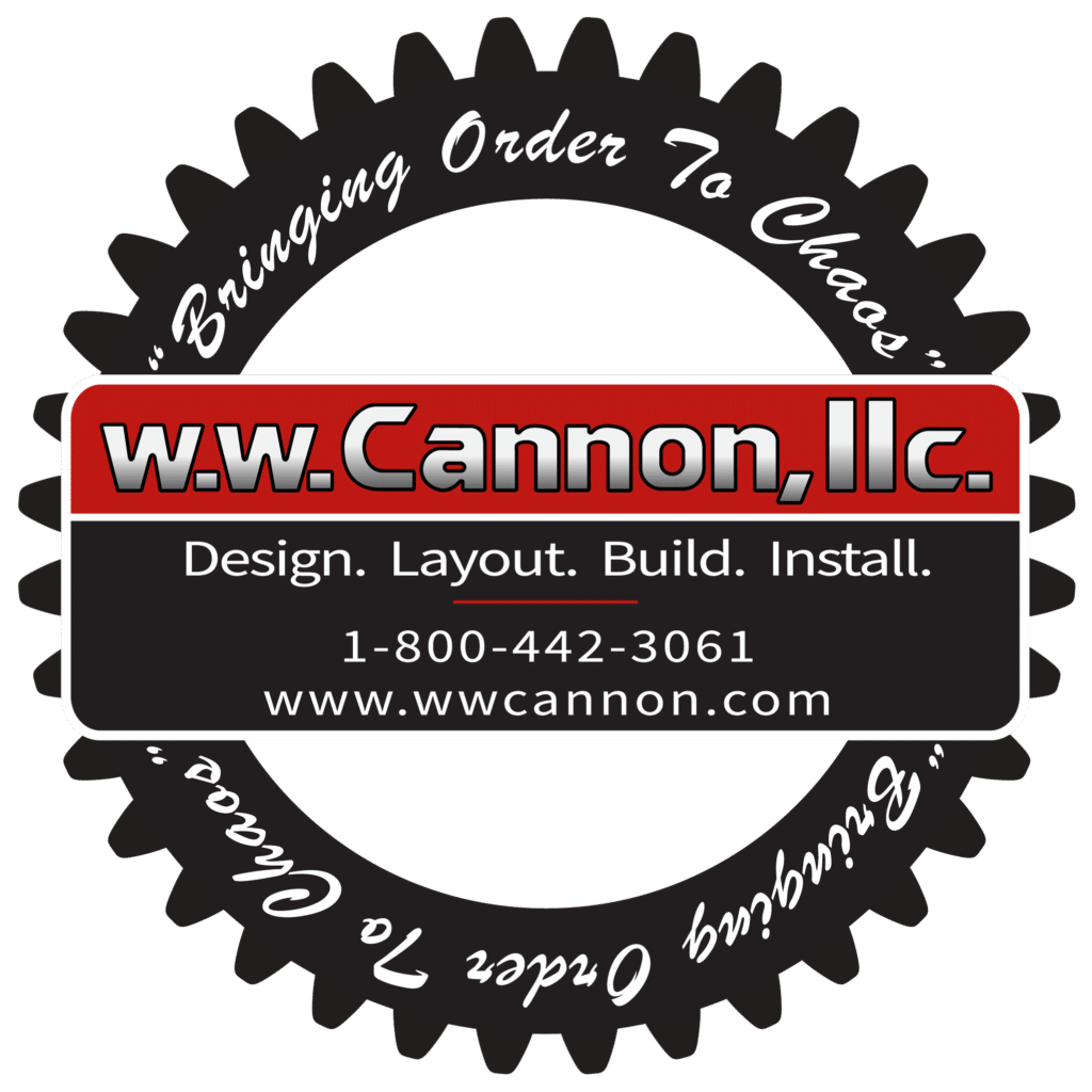 W.W. Cannon Material Handling & Storage Systems Integrators